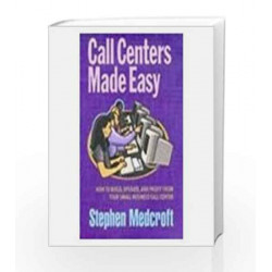 Call Centers Made Easy by Stephen Medcroft Book-9788170082194