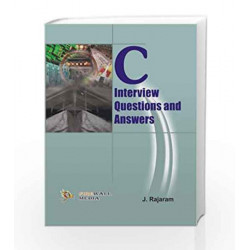 C Interview Questions and Answers by R. Rajaram Book-9788170088783