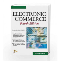 Electronic Commerce by Pete Loshin Book-9788170085492