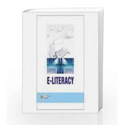 E-Literacy by Ramesh Bangia Book-9788131804100