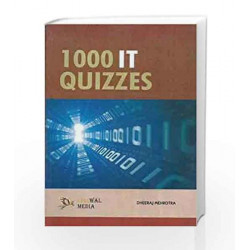 1000 IT Quizzes by Dheeraj Mehrotra Book-9788190855921