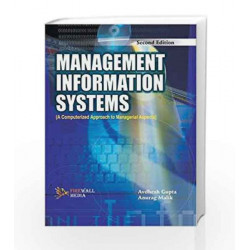 Management Information System by Avdhesh gupta Book-9788131800034