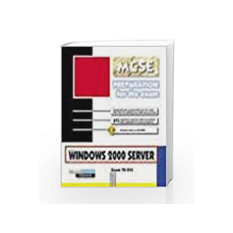 MCSE Windows 2000 Server by Phillippe Mathon-Buy Online MCSE Windows 2000  Server Book at Best Price in India:Madrasshoppe com