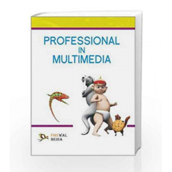 Professional in Multimedia by Ramesh Bangia Book-9789380298504