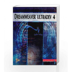 Studio Factory - Dreamweaver Ultradev 4 by Phillippe Chatellier Book-9788170084815