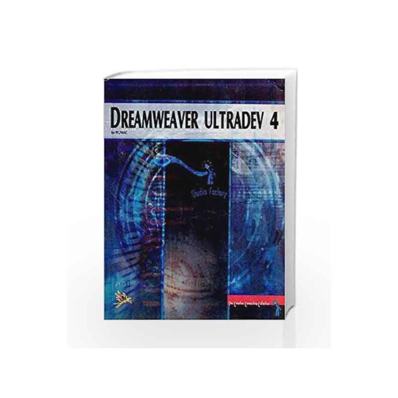 Studio Factory - Dreamweaver Ultradev 4 by Phillippe Chatellier Book-9788170084815