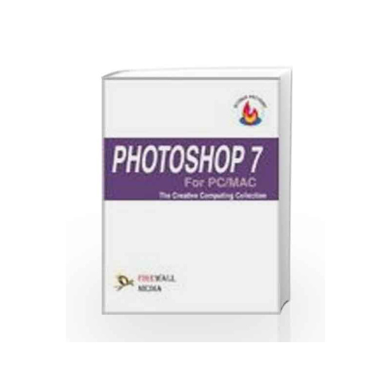 Studio Factory - Photoshop 7 by Cyril Guerin Book-9788131805367