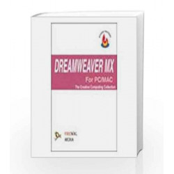 Studio Factory - Dreamweaver MX by Christophe Aubry Book-9788190855990