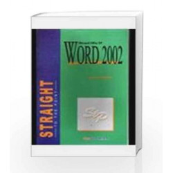 Word 2002 (Straight to the Point) by Corinne Hervo Book-9788170084600
