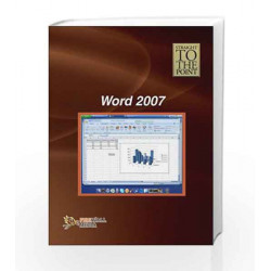 Word 2007 - Straight to the Point by Dinesh Maidasani Book-9788131804193