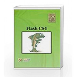 Flash CS4 (Straight to the Point) by Dinesh Maidasani Book-9789380298481