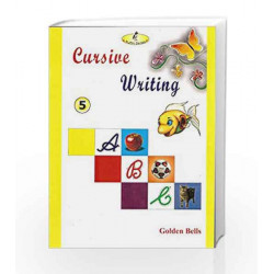 Cursive Writing - 5 by In-House Book-9788179680148