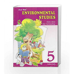 Excel With Environmental Studies - 5 by Reinu Bhanot Book-9788179680773