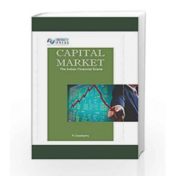Capital Market - The Indian Financial Scene by N. Gopalsamy Book-9789386202635