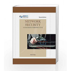Network Security - A Hacker's Perspective by Ankit Fadia Book-9789385935664