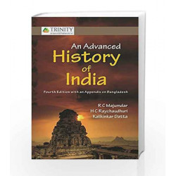 An Advanced History of India by R.C. Majumdar Book-9789385750113