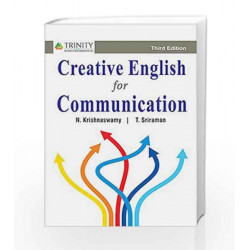 Creative English for Communication by N. Krishnaswamy Book-9789352740383