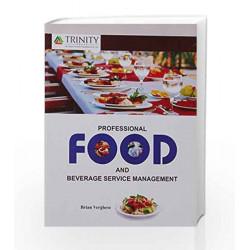 RPF-3621-225-Prof Food Bev Ser Mgt-Ver by Na Book-9789351382577