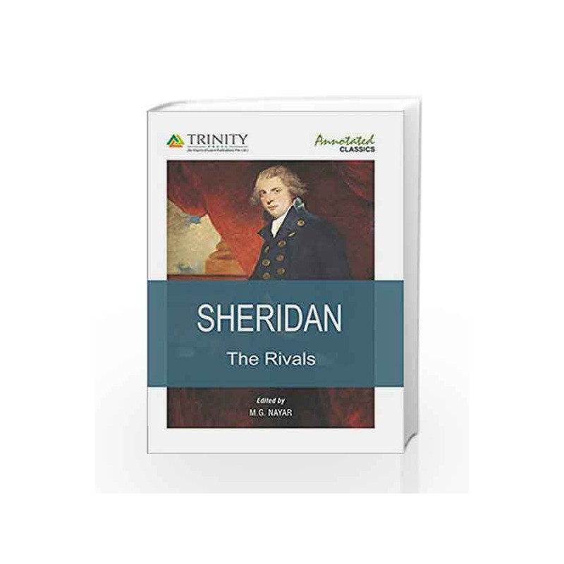 Sheridan- The Rivals by M.G. Nayar Book-9789386035561