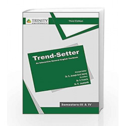 Trend Setter-A Interactive General English Textbook by S. Joseph Arul Jayraj Book-9789384872533