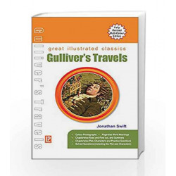 Gullivers Travels by Jonathan Swift Book-9788131809433