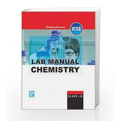 Comp. Lab Manual Chemistry IX (ICSE Board) by Bindu Sharma Book-9789352741236