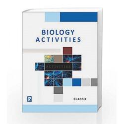 Biology Activities-X by N. K. Sharma Book-9789385935244