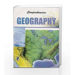 Comprehensive Geography Class XI by J.P. Singhal Book-9788131802588