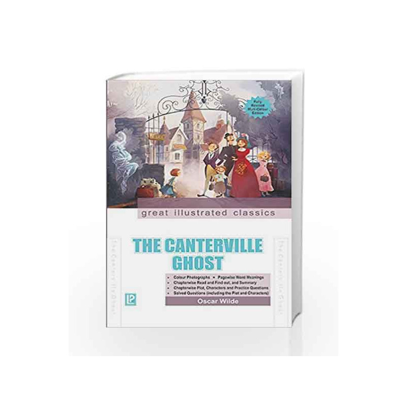 The Canterville Ghost by Oscar Wilde Book-9788131809464