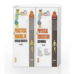Comprehensive Physical Education Lab Manual XI by Laxmi Book-9789351380153