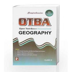 Comprehensive OTBA Geography XI by Laxmi Book-9789351380399