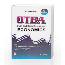 Comprehensive OTBA Economics XI by In-House Book-9789351380405