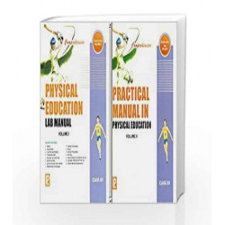 Comprehensive Physical Education Lab Manual XII by Laxmi Book-9789351380146