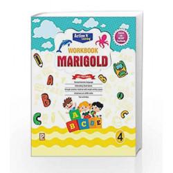 MARIGOLD WORKBOOK-4 by R. Gupta Book-9789352740055