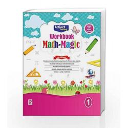 Math Magic Workbook-1 by R.Gupta Book-9789352740079