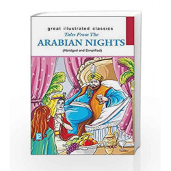 Tales from the Arabian Nights by Board of Editors Book-9789386035981