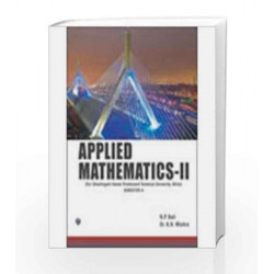 Applied Mathematics - Sem II: Swami Vivekanand Technical University, chattisgarh by Dr. K.N. Mishra Book-9789380856841