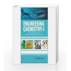 Engineering Chemistry - I by Sanjay Sharma Book-9789380386645