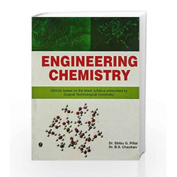 Engineering Chemistry (Gujarat Technological University) by Shibu G. Pillai Book-9789380856452