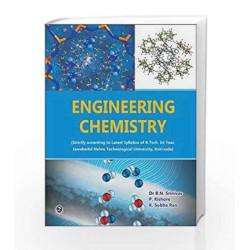 Engineering Chemistry by B. N. Srinivas Book-9789383828456