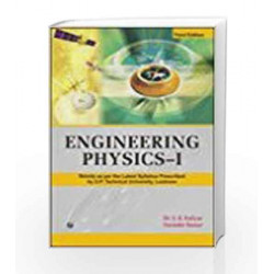 Engineering Physics - I by Narinder Kumar Book-9789380386089