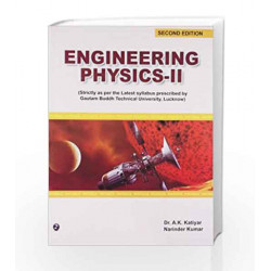 Engineering Physics - II by A.K. Katiyar Book-9789381159538