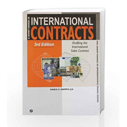A Short Course in International Contracts by J.D. Karla  C. Shippey Book-9788131807583