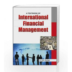 A Textbook of International Financial Management by M.K. Rastogi Book-9789380856292