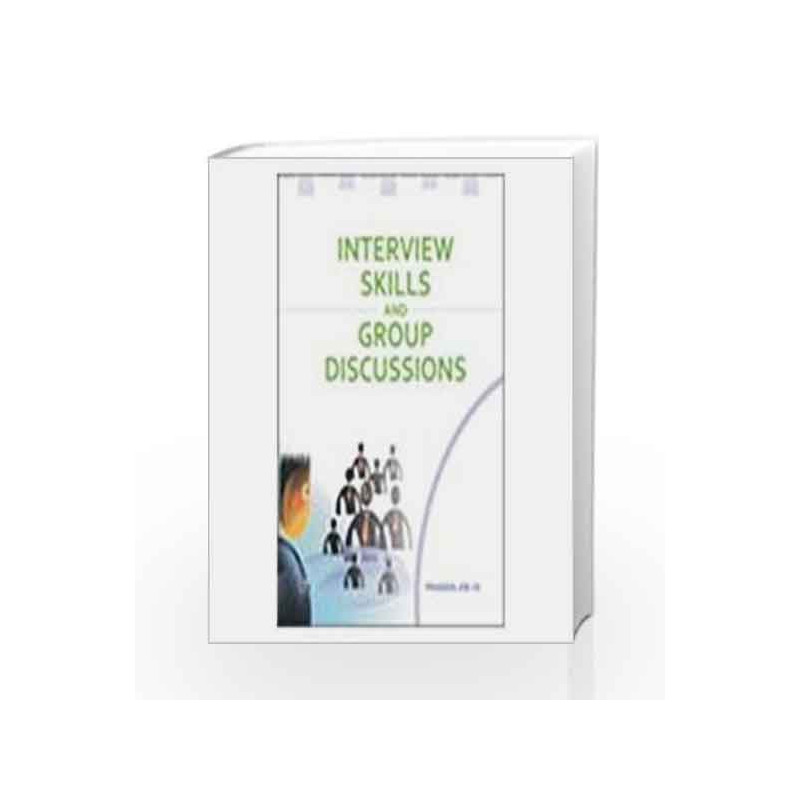Interview Skills and Group Discussions by Praveen Joe I.R. Book-9789380386973