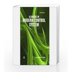 A Course in Modern Control System by Saurabh Mani Tripathi Book-9788131807378