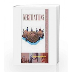 Negotiations by Narendar Singh Book-9788131805787