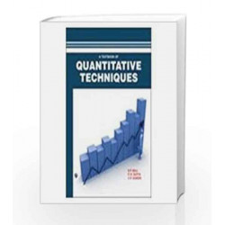 A Textbook of Quantitative Techniques by N.P. Bali Book-9788131807781