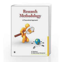 Research Methodology: A Theoretical Approach by D. Napolean Book-9789381159767