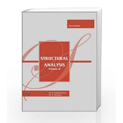 Structural Analysis - II by R. Vaidyanathan Book-9788131804087